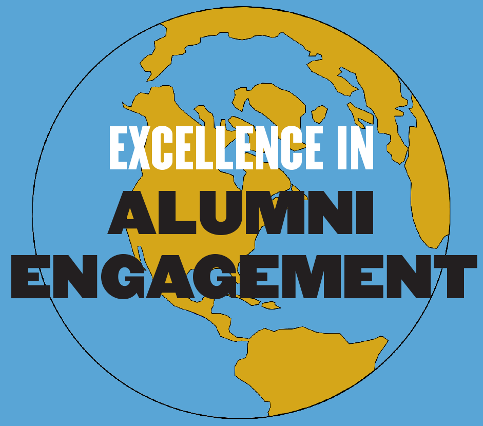 Excellence in Alumni Engagement