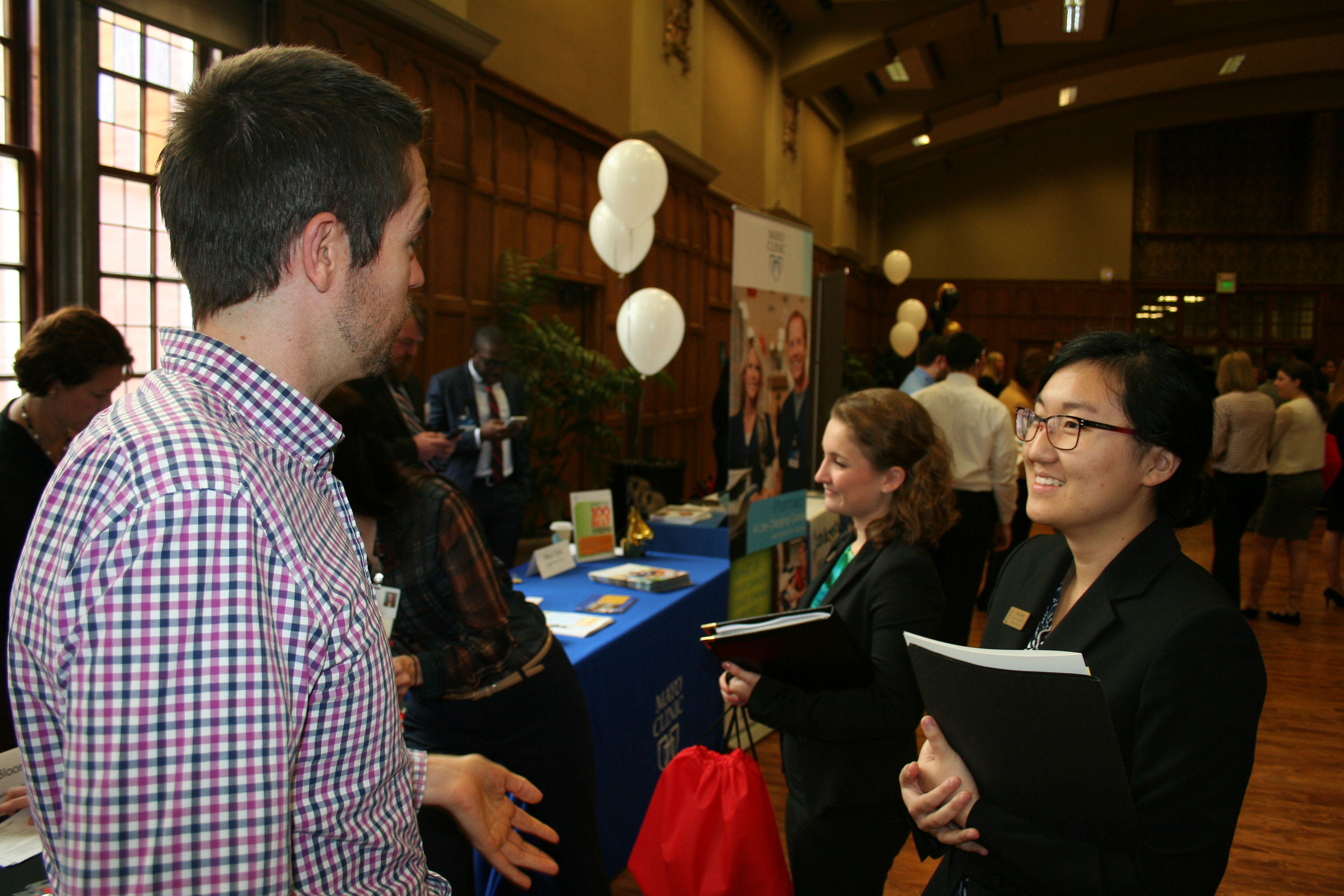 Pharmacy Days Career Fair