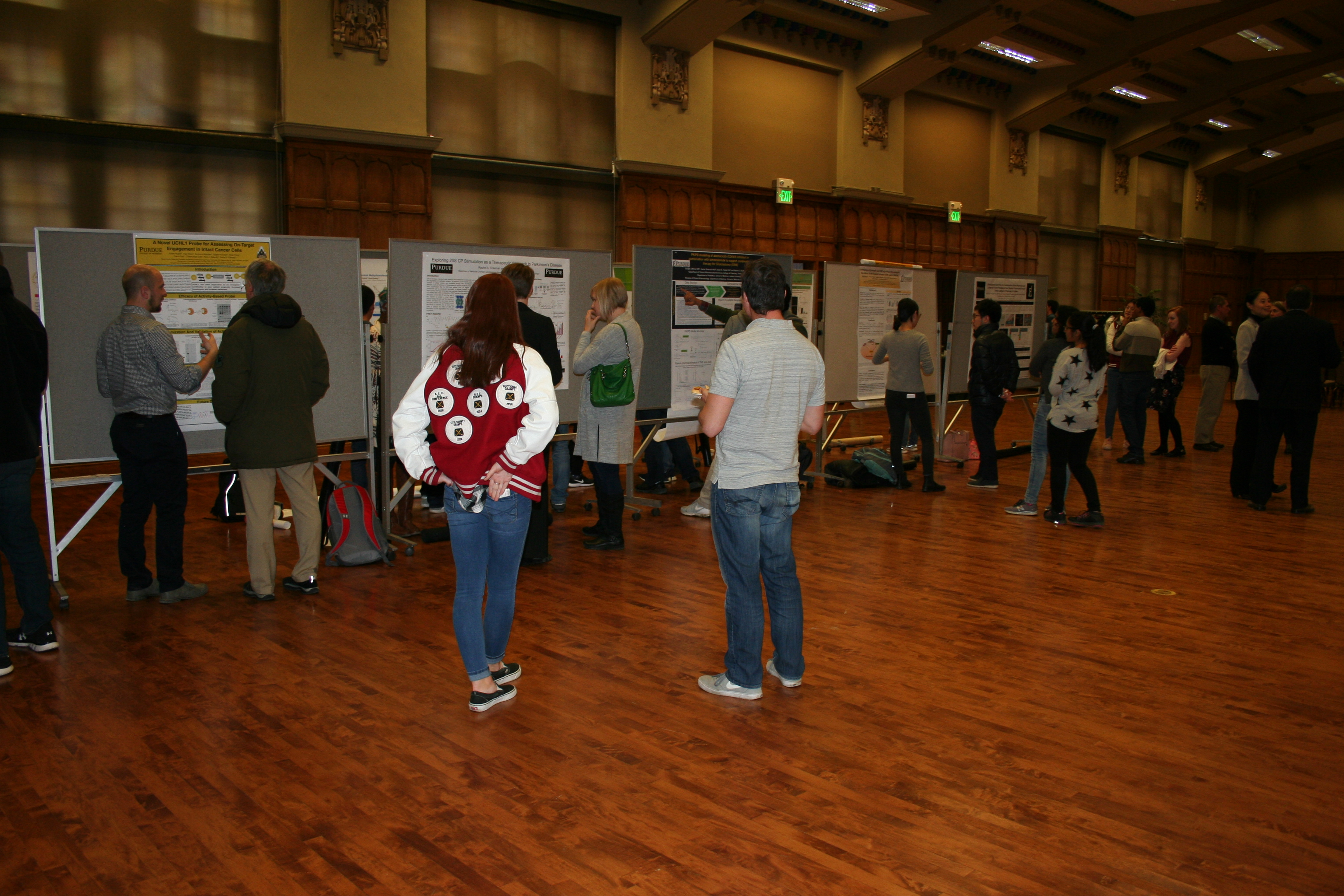 Graduate Student Awards Symposium