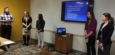 Interprofessional Education Patient Case Competition photo