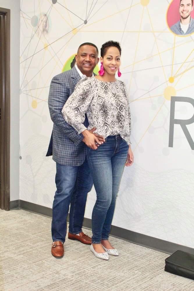 R'Kes and Kim Starling