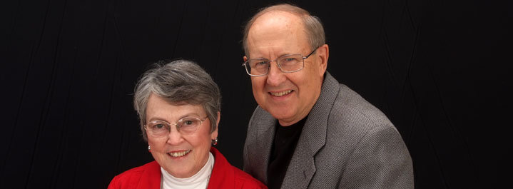 Max D. & Mergie Adams