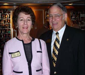 JeanAnne D. & James B. Chaney