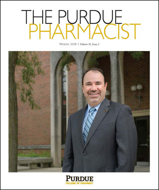 The Purdue Pharmacist - click here for current Issue