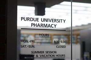 Purdue University Pharmacy photo