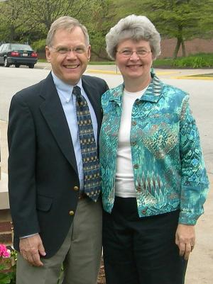 Photo of Richard and Anne Borch