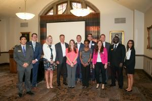 IPhO symposium group