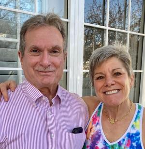 Jim Mowry and Judi Jacobi