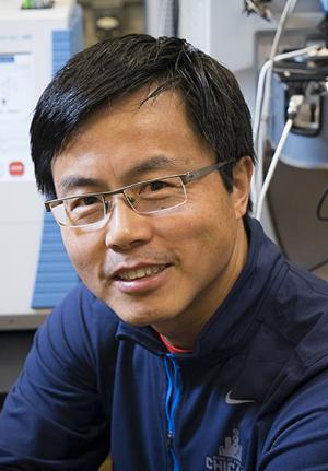 Photo of Dr. Andy Tao