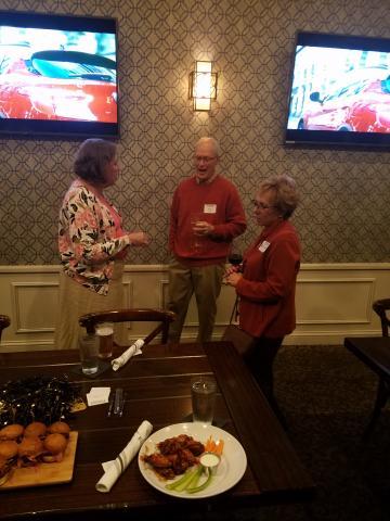 Libertyville Alumni Reception - October 2017 photo