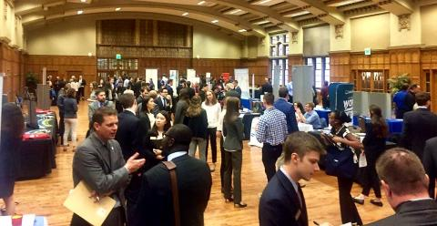 2017 Pharmacy Days Career Fair photo