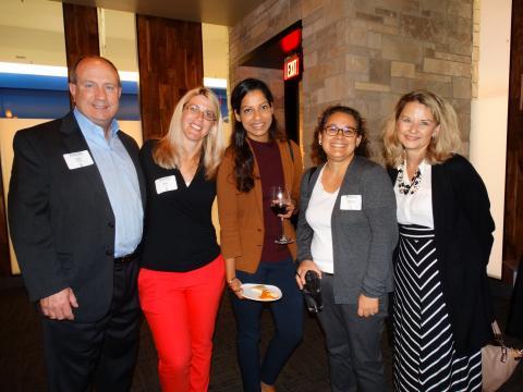 Northwest Indiana Alumni Reception photo