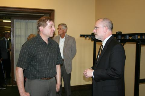 Craig Svensson Celebration Reception photo