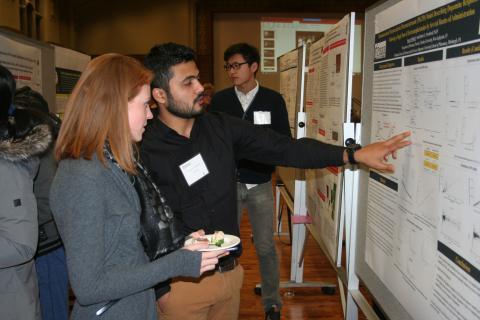 2017 Graduate Student Awards Symposium photo
