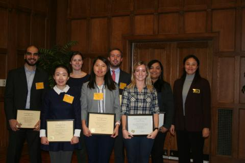 2017 Graduate Student Awards Symposium photo