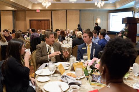 2017 Donor Recognition Brunch