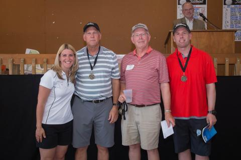 2017 BoileRx Golf Classic photo