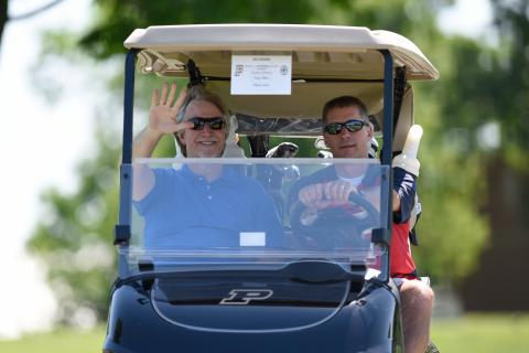 2017 BoileRx Golf Classic photo