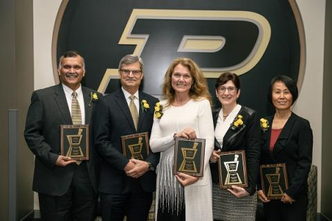 Distinguished Alumni & Career Achievement Award Recipients