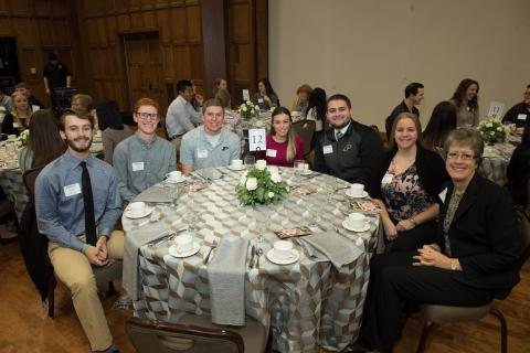 Donor Brunch
