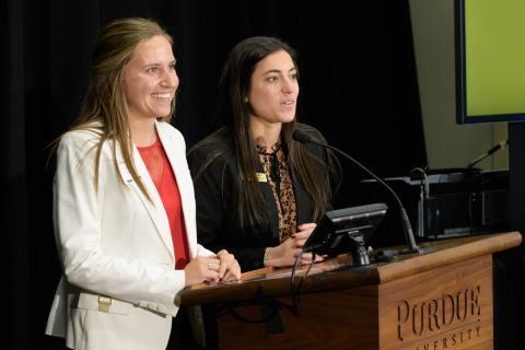 Pharmacy Women for Purdue - April 2019