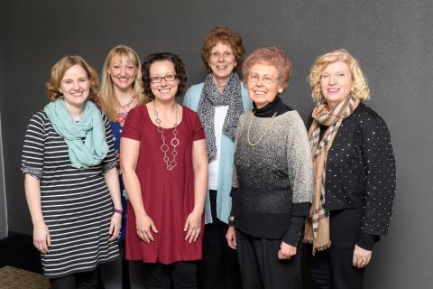 Pharmacy Women for Purdue photo