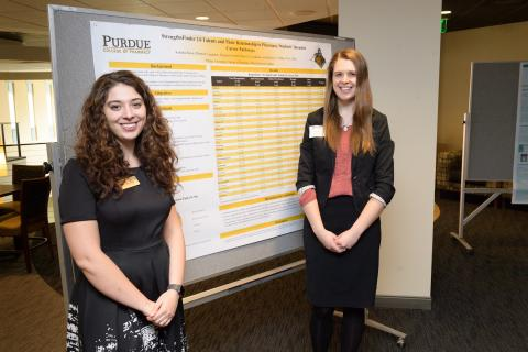 photo of pharmacy women for Purdue