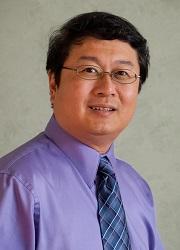 Photo of Dr. Zhong-Yin Zhang